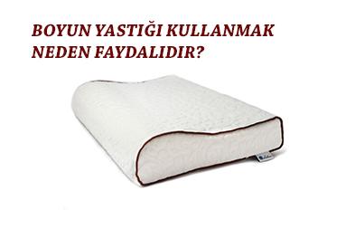 boyun yastığı kullanmak neden faydalıdır?